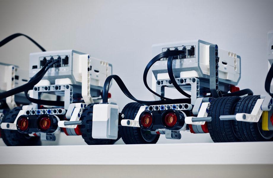 Beitragsbild Robotik-Kurs